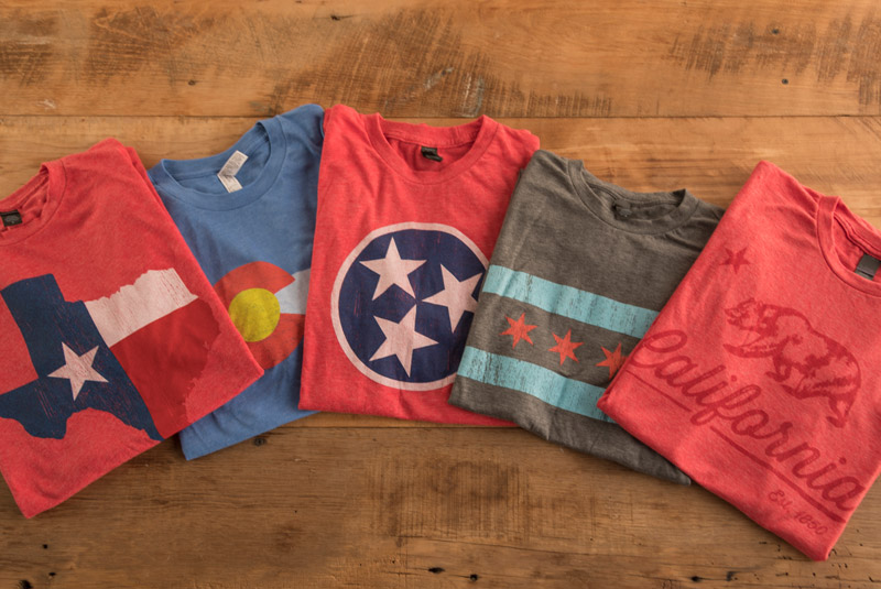 graphic design nashville t-shirt design