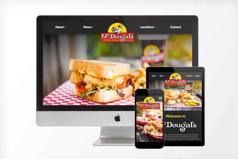 website design nashville restaurant
